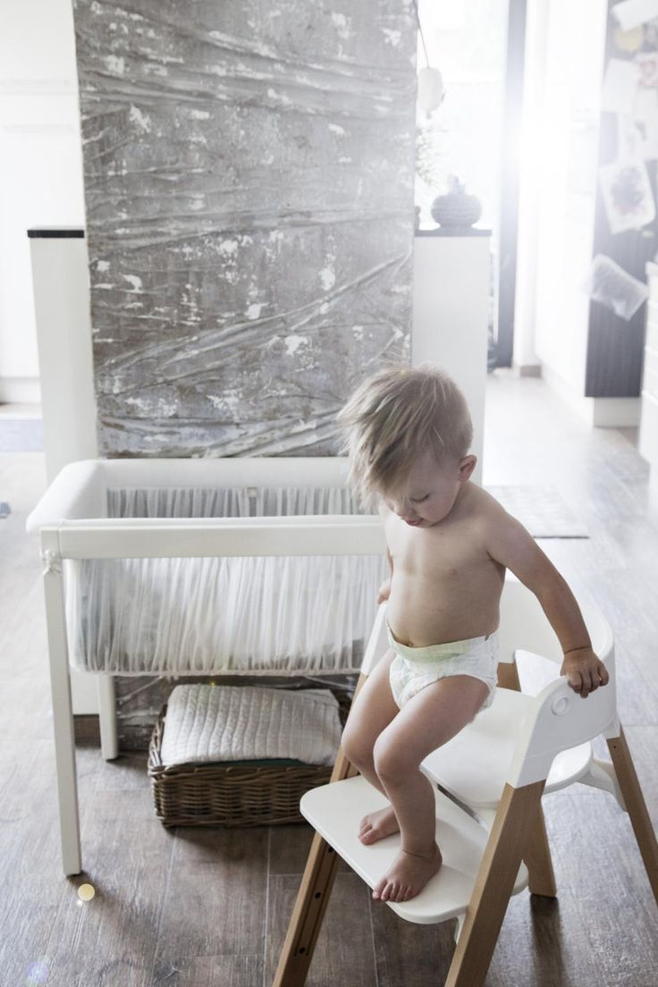 best stokke home nursery collection images on pinterest  - elle milla blog – stokke home cradle in white for newborn baby and stokkesteps