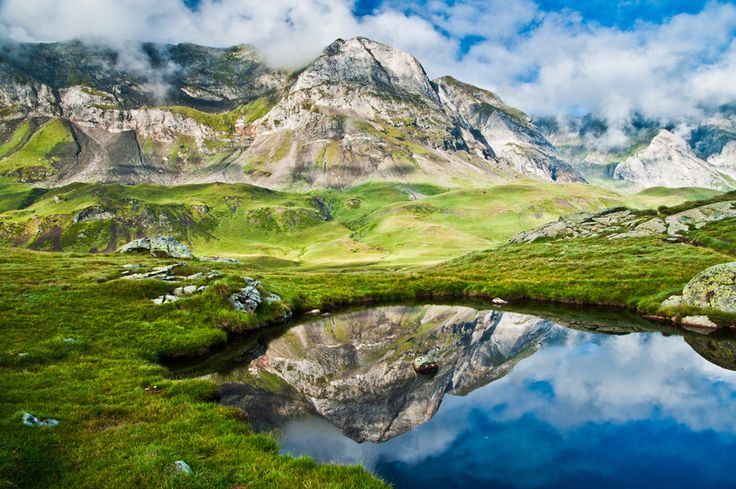 Pyrenäen, Frankreich