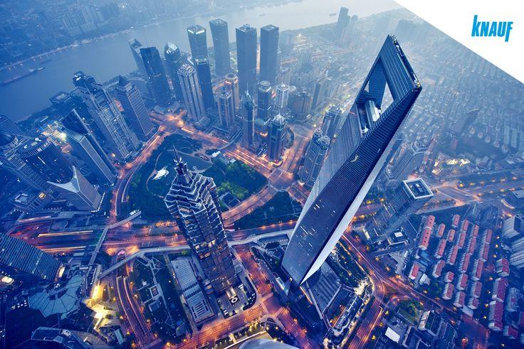 Construcciones que asombran, Shangai.