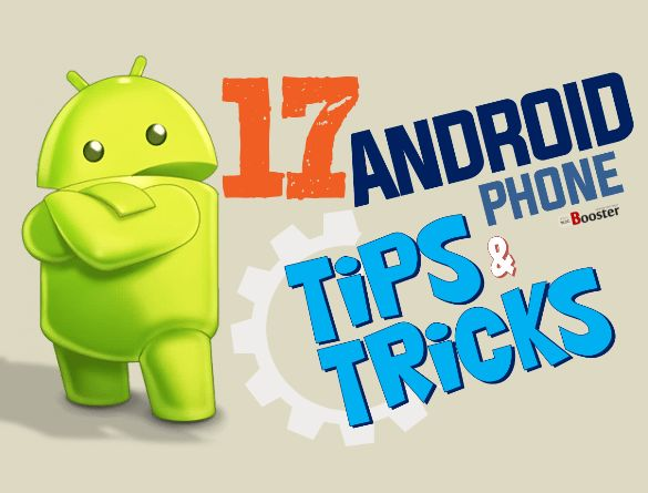 Cool smartphone tricks 2017 - With android phone release dates I always look for working android hidden tricks and tips. Here I am featuring 10 amazing Android phone tips and tricks that may enhance your phone performance from android phone basics to check how cool smartphone tricks makes you feel cool using an android phone.