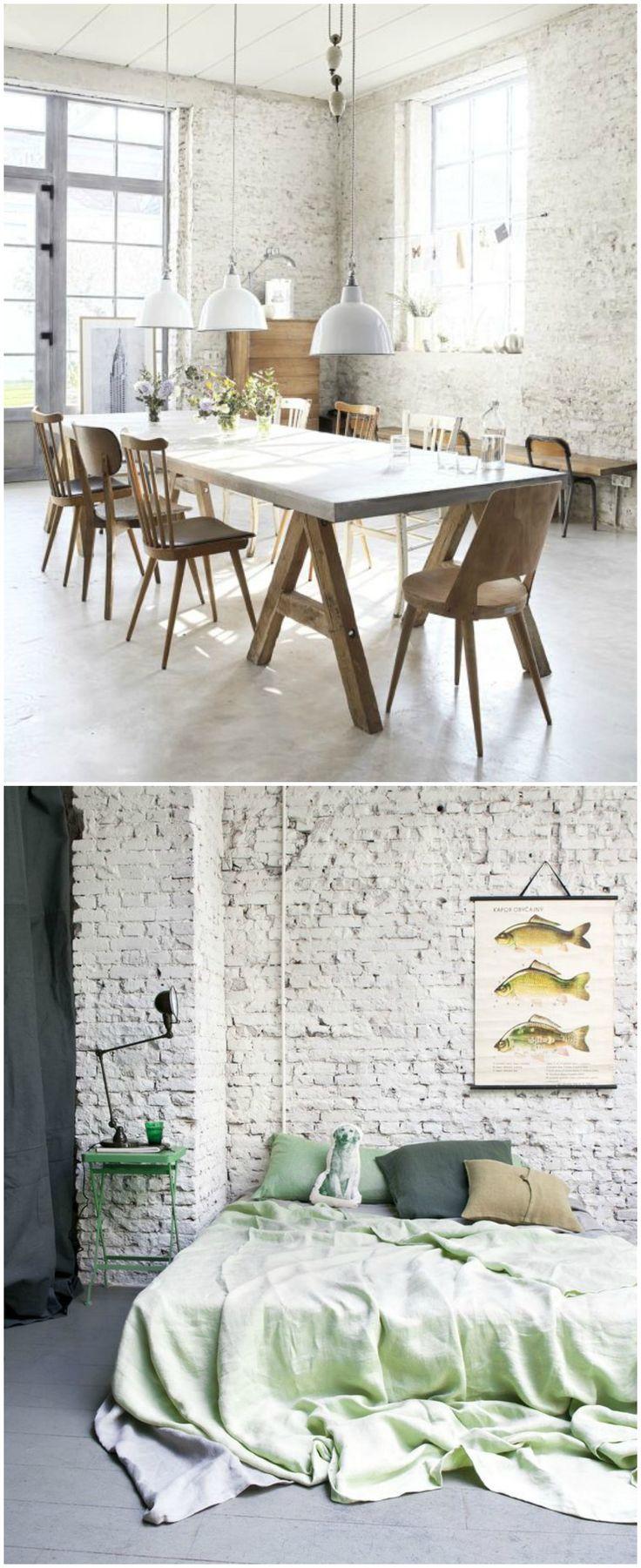 M s de 25 ideas fant sticas sobre paredes de ladrillo en - Pared ladrillo visto ...