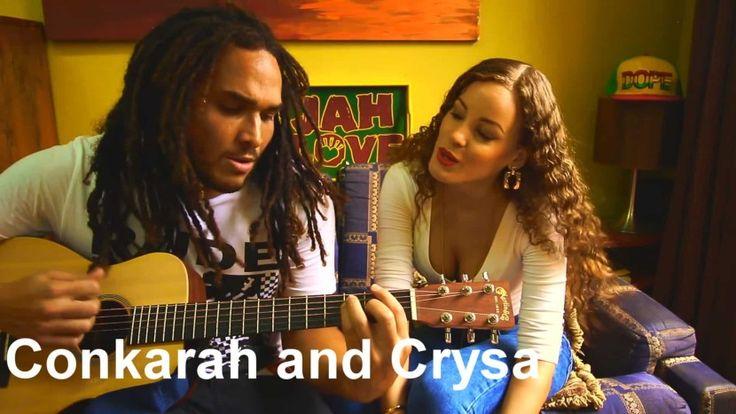 Conkarah and Crysa