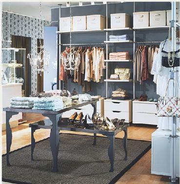 17 best ideas about ikea closet system on pinterest. Black Bedroom Furniture Sets. Home Design Ideas
