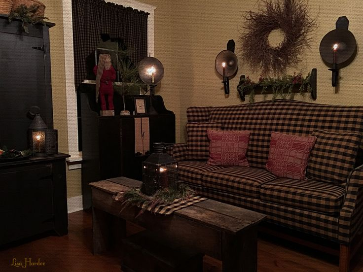 1493 best prim country living keeping rooms images on