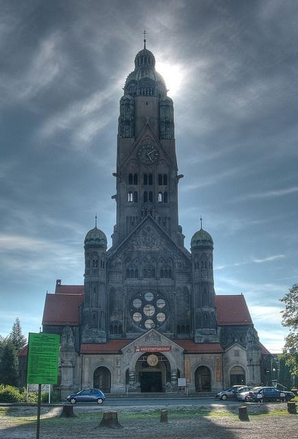 Church in Ruda Śląska