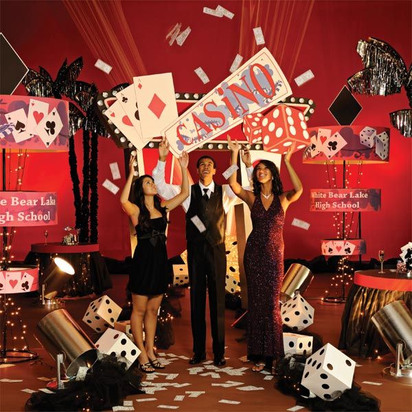 Your Lucky Night Complete Theme   Prom Nite