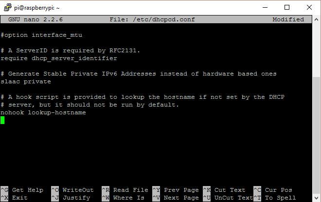 ModMyPi   How to give your Raspberry Pi a Static IP Address - UPDATE