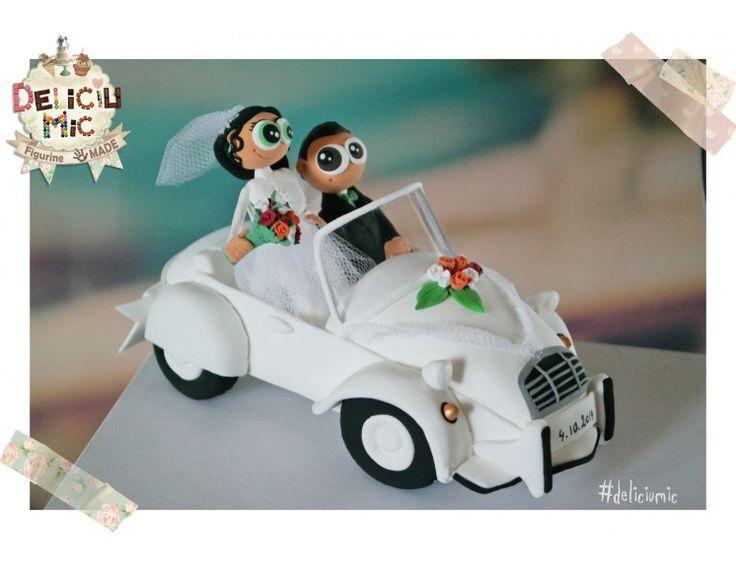 Figurine personalizate pentru o nuntă originală