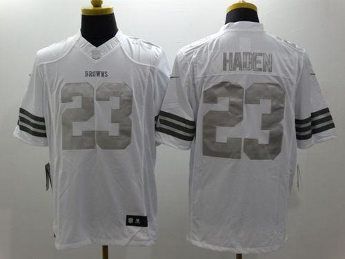 ... 28.88 at Mens Nike 23 Joe Haden Elite Brown Drift Fashion NFL Jersey  Cleveland ... 3106df482
