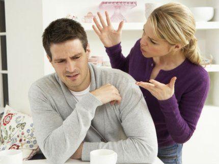 Не задумывайся о том, кто в семье главный - она или ты. Лучше тебе этого не знать.