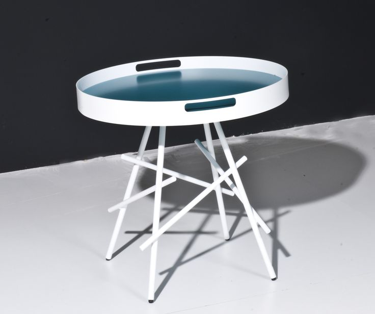 Coffee Table ANELO Φ50 design by Manolis Giannouladis for #furnitureunico