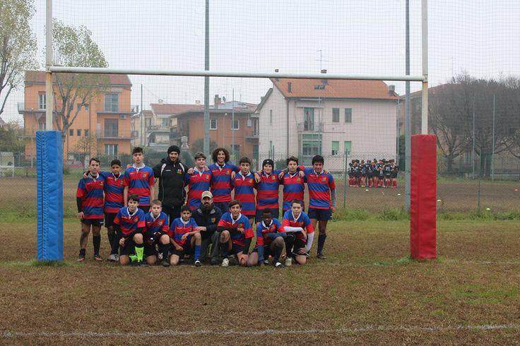 U14 Pareggia a Trento