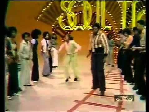 one of the baddest things around . . . soul train dancers • kool and the gang's  jungle boogie •1973