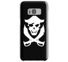 You may not be sailing the high seas searching for treasure but that doesn't mean you can't show off your inner pirate with this cool silhouette design! • Also buy this artwork on phone cases, apparel, stickers, and more. #pirate #skull #apirateslifeforme #swords #crossedswords #silhouette #blackandwhite #grinning #highseas #sailing #fantasy #eyepatch #redbubble #redbubbledesign #redbubblecreate #redbubbleart #graphicdesign #cellphonecases #electroniccases #skins #iphone #android #samsung