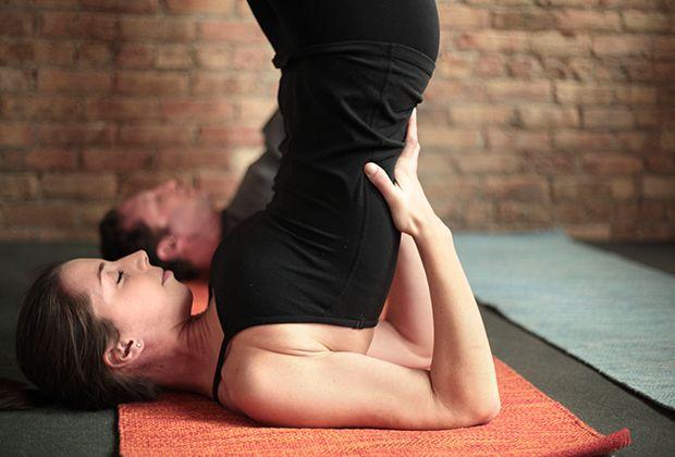 Йога для организма — 8 поз очищения!