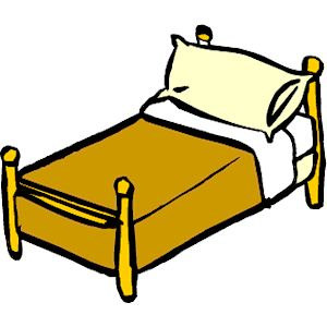bed clipart bed 1 clipart cliparts of bed 1 free. Black Bedroom Furniture Sets. Home Design Ideas