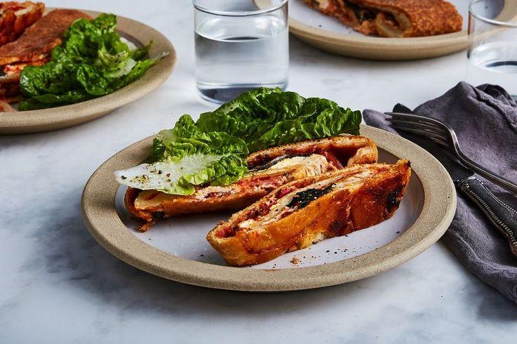 Stromboli recipe on Food52