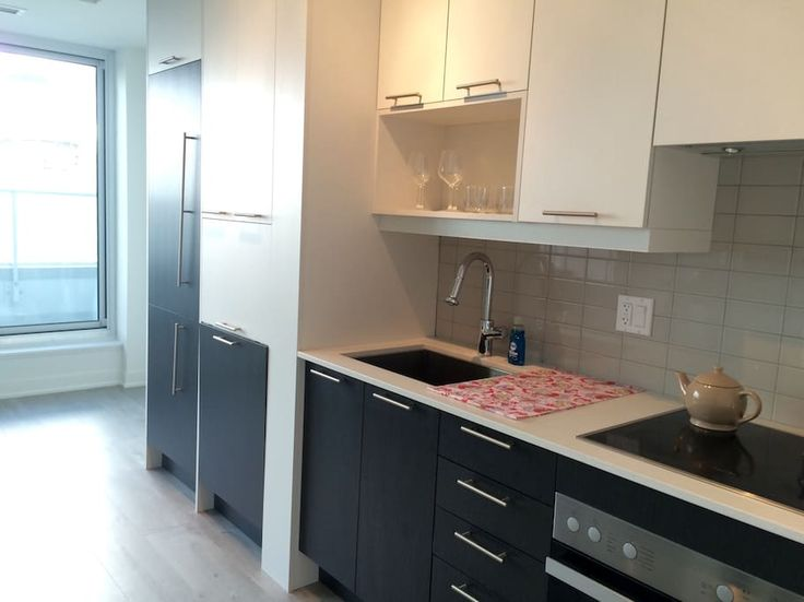 Check out this awesome listing on Airbnb: Trendy, 1-Bedroom Condo with View! - Condominiums for Rent in Toronto