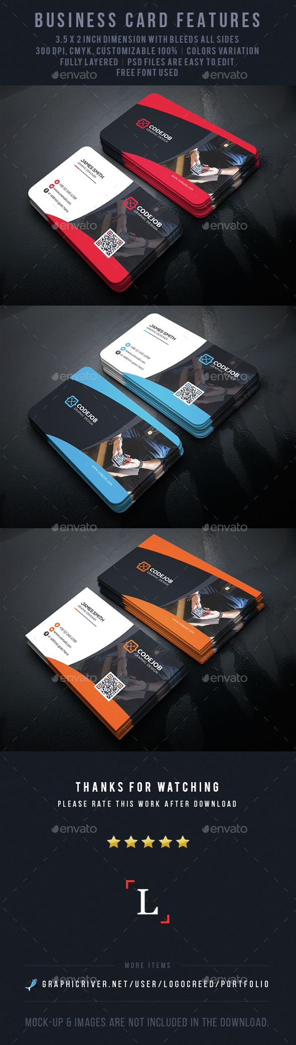 146 best business card images on Pinterest | Business card templates ...