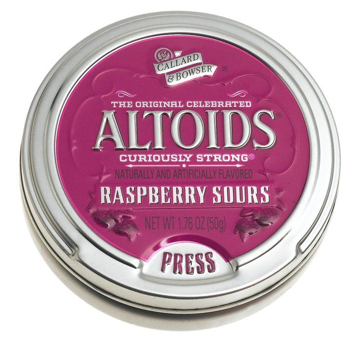 Pin for Later: 113 Reasons Being a 2000s Girl Was So Fetch You Can't Even Deny It Altoids Sours
