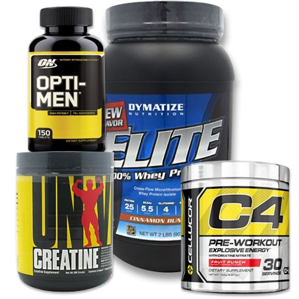 how to build muscle without supplements