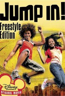 A Disney Channel original movie based on competitive jump rope.  It's actually quite fun.