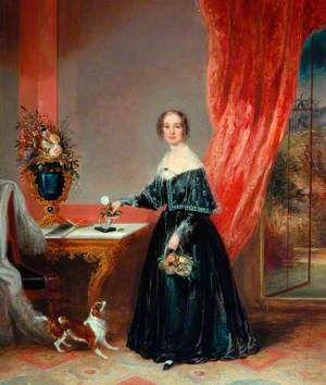 Mrs Frances Rebecca Robinson, née Hodgson
