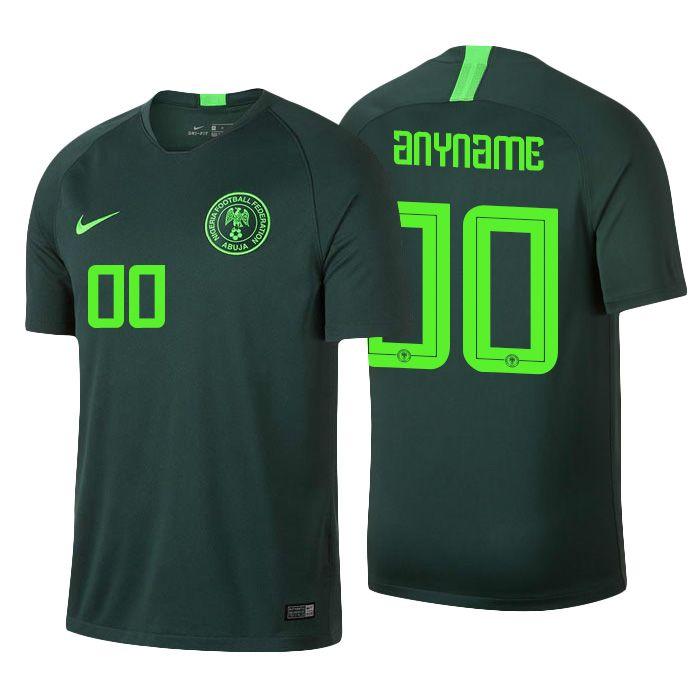 2018 World Cup Jersey Morocco 3rd Replica Green Shirt