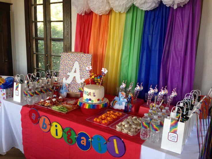 Rainbow Dash Art Party!