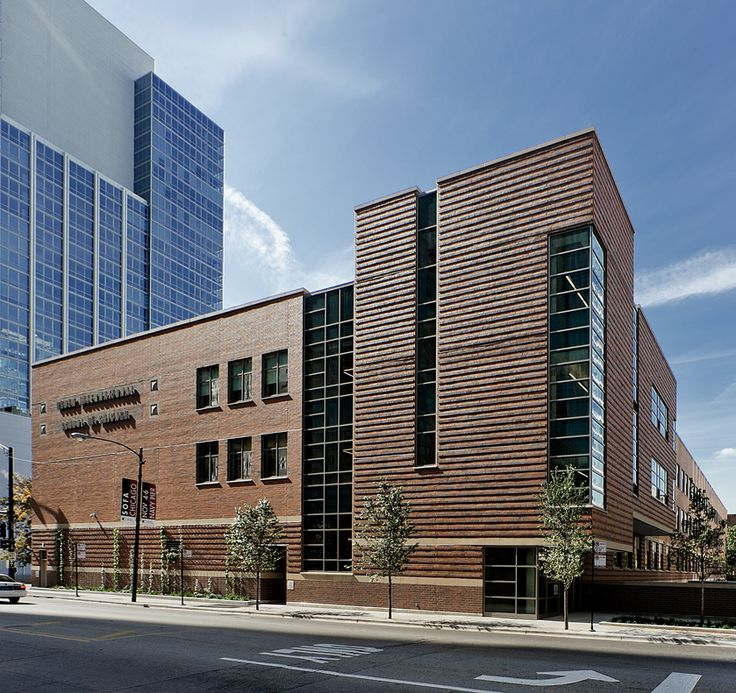 Brick Educational   Best In Class Winner The Ogden International School Of  Chicago, Illinois Home Design Ideas