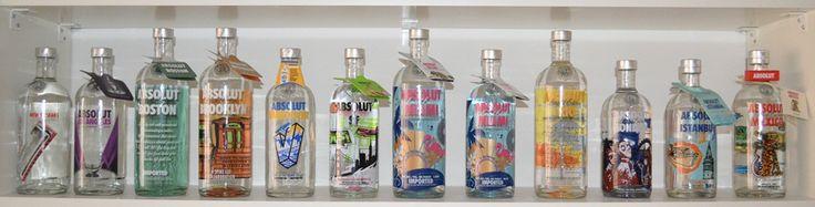 aus dem Slawischen, russ. wodka/водка oder poln. wódka; Diminutiv von woda für Wasser) ist eine meist farblose Spirituose mit einem Alkoholgehalt von idealerweise 40 Volumenprozent. Er zeichnet sich besonders durch seinen fast neutralen Geschmack und das Fehlen jeglicher Fuselöle, künstlicher Aromen oder anderer fermentierter Stoffe (außer dem Alkohol selbst) aus.