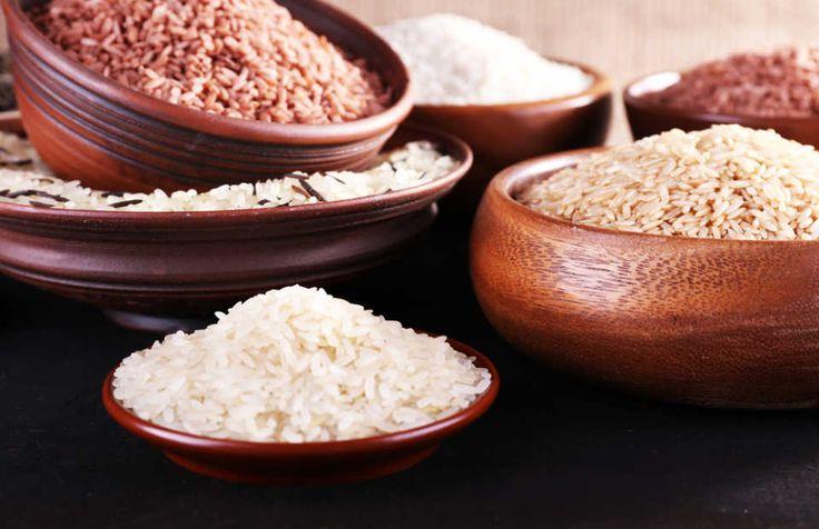 いろいろなお米について一合を見てみる