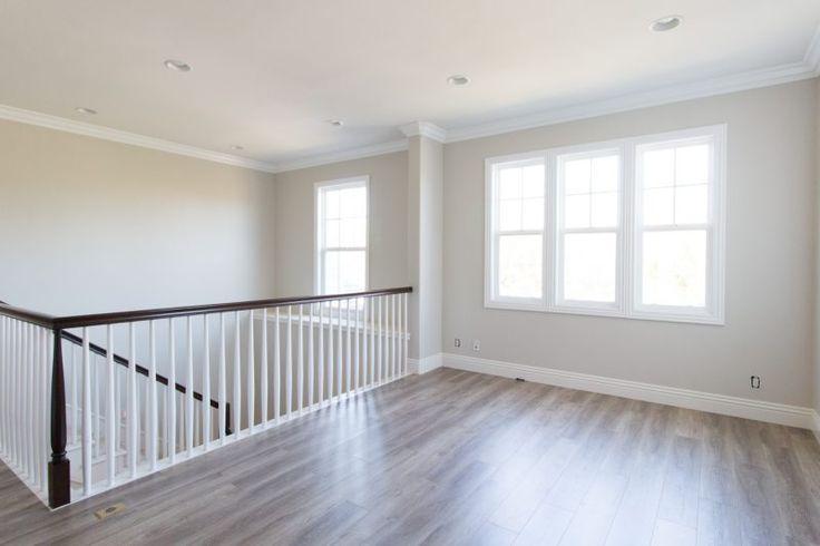 Benjamin Moore Pale Oak A Nice, Grey Laminate Flooring B M