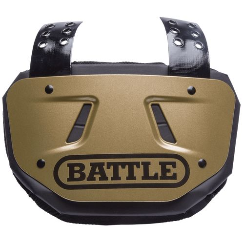 Battle Football Back Plate Front