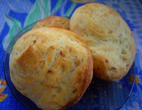 Рецепт булочек, замешанных на вареном картофеле - очень вкусных и сытных. Ингредиенты. Подробное описание приготовления картофельного теста.