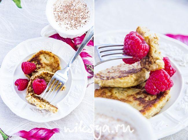 10рецептов вкуснейших завтраков изовсянки Яблочно-овсяные блинчики