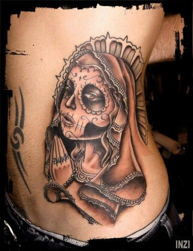 18 best images about tattoos on pinterest rockabilly santa muerte and sailor jerry. Black Bedroom Furniture Sets. Home Design Ideas