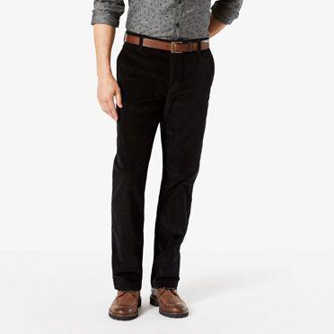 Pantalon:  PACIFIC WASHED KHAKI CORD, STRAIGHT FIT 32 x 32