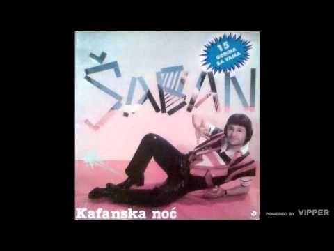 Saban Saulic - Nocas mi se s tobom spava - (Audio 1985)