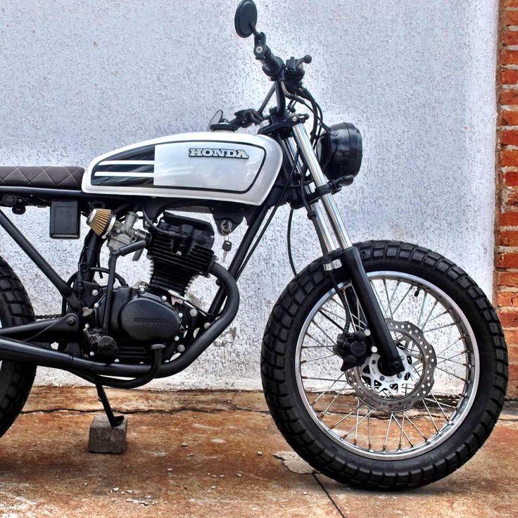 Honda Cg Bolinha 125 - 1980 Custon - Café Racer - Linda - Ano 1980 - 200 km…