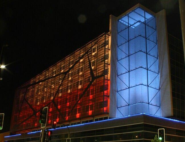 Edificio Plaza, Concepción Chile.