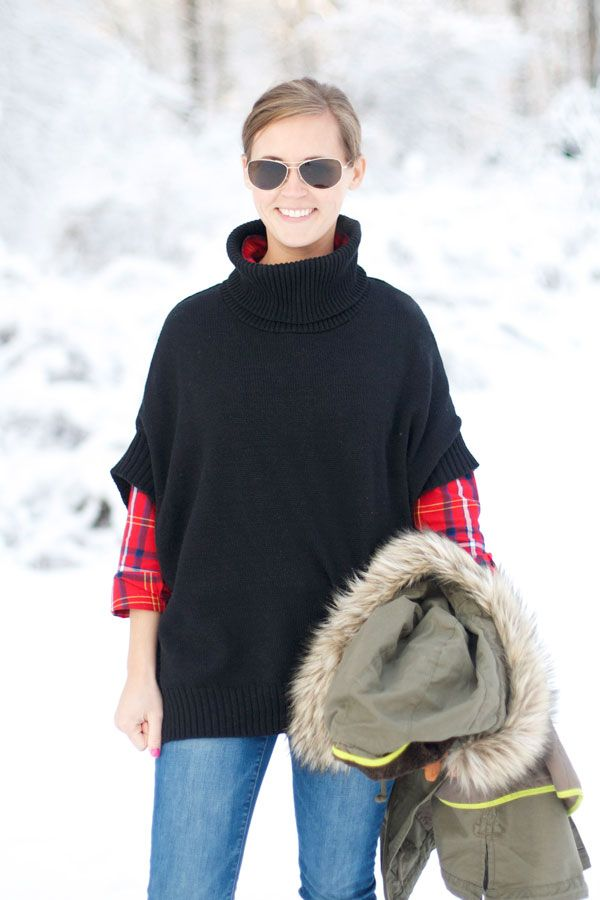 my everyday style: snow, snow, snow!