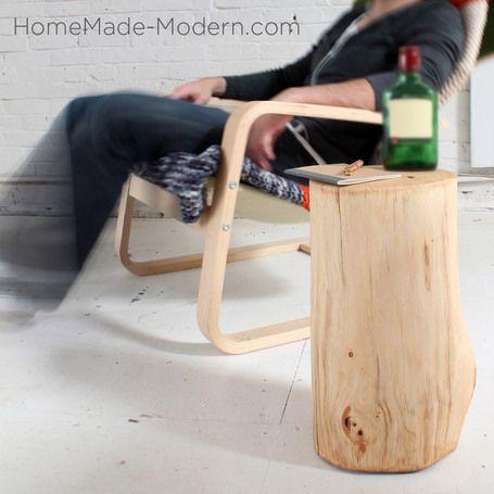 DIY log table