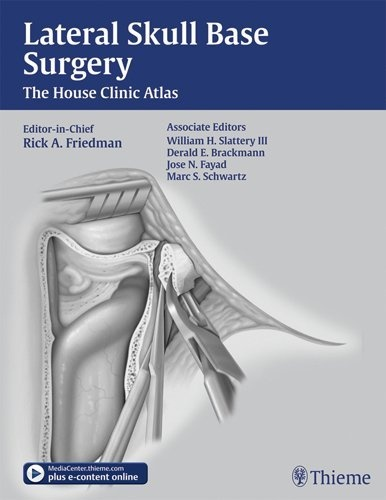 Lateral Skull Base Surgery: The House Clinic Atlas by Rick A. Friedman, http://www.amazon.com/dp/1604067640/ref=cm_sw_r_pi_dp_0FWTrb1A78C2J