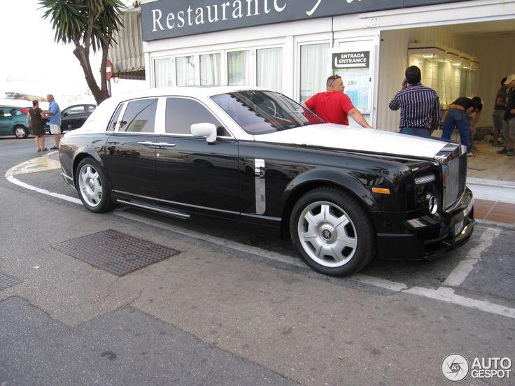 ❦ Rolls-Royce Phantom Mansory Conquistador