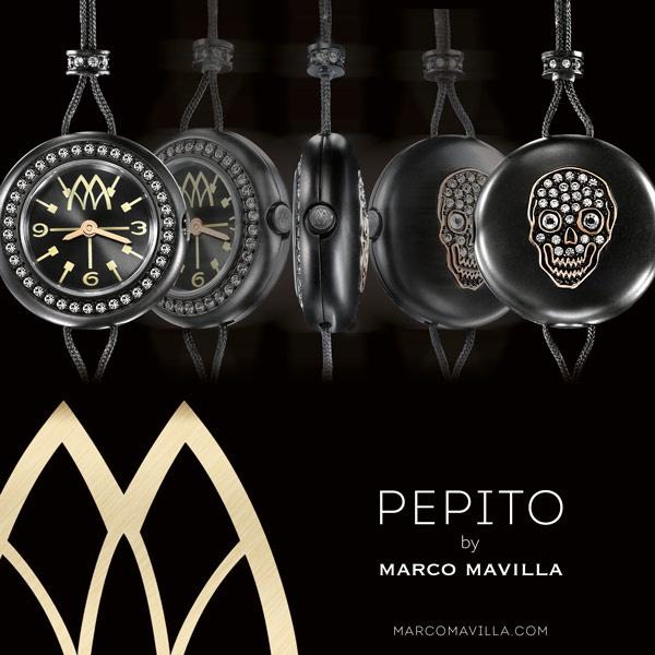 #adv Pepito Skull collection by Marco Mavilla