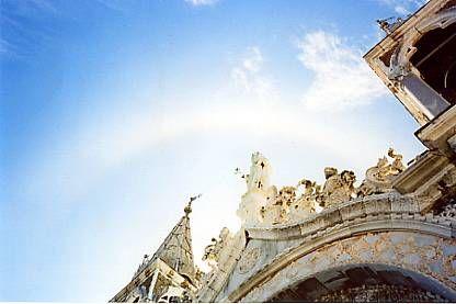 Basilique St-Marc à Venise Italie photo par Chantale Rivard