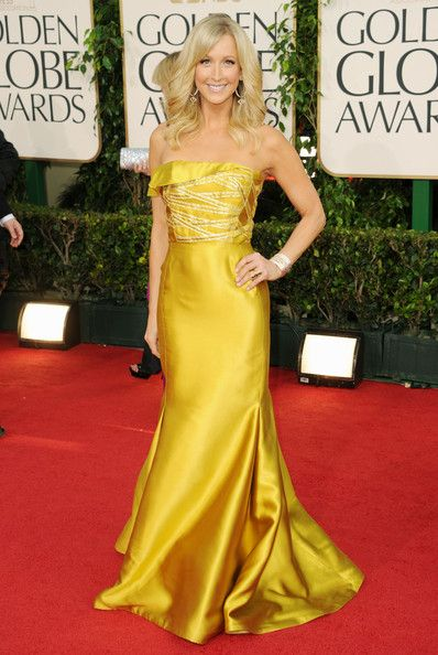 Lara Spencer Photos - TV personality Lara Spencer arrives at the 68th Annual Golden Globe Awards held at The Beverly Hilton hotel on January 16, 2011 in Beverly Hills, California. - 68th Annual Golden Globe Awards - Arrivals