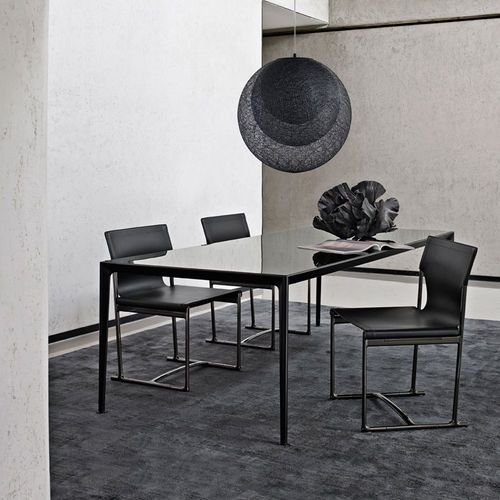 Table carrée / rectangulaire / contemporaine / en MDF MIRTO INDOOR B&B…