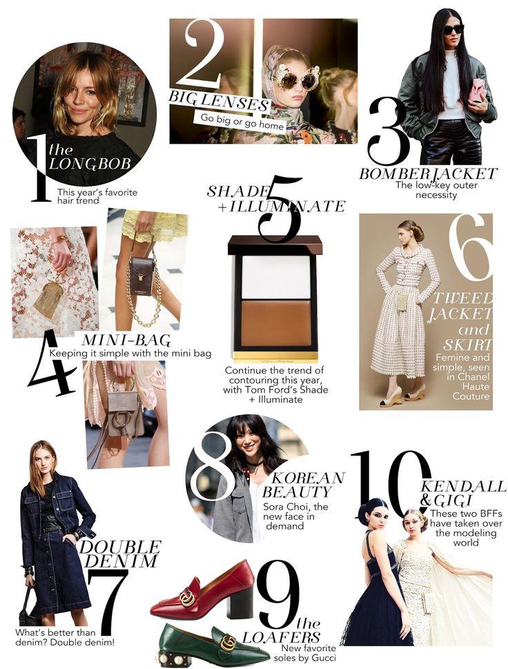 Trends of 2016, graphic design